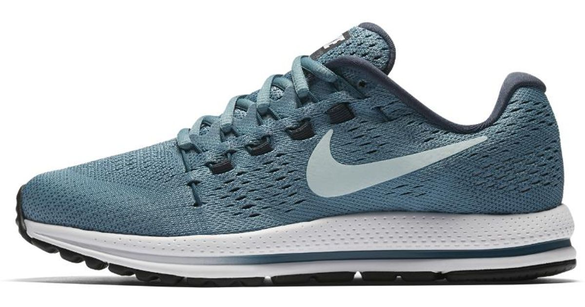 Lyst - Nike Air Zoom Vomero 12 Women s Running Shoe in Blue a74cae9bec6c