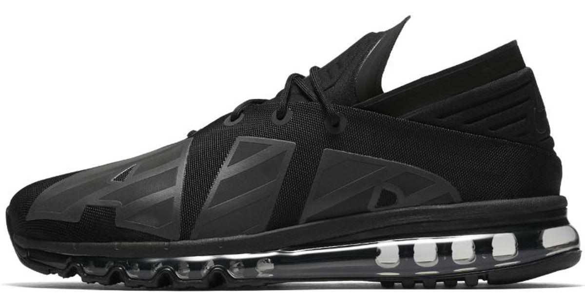... shop lyst nike air max flair se mens shoe in black for men f5dac 67dcb fb295e6bd