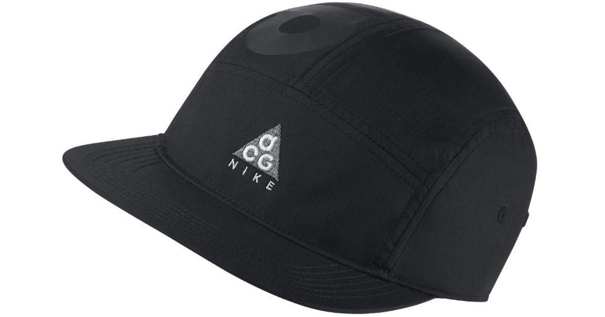 Lyst - Nike Acg Aw84 Adjustable Hat (black) in Black for Men 9a4790850e1