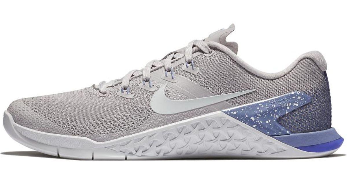 9737f0c31f7c Lyst - Nike Metcon 4 Women s Cross Training