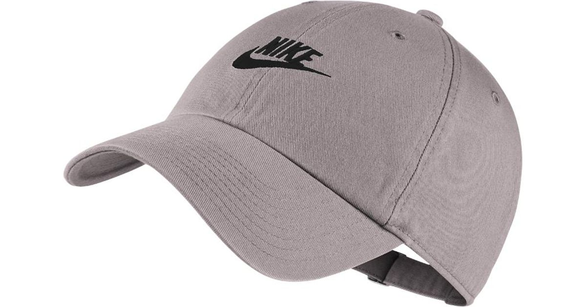 Lyst - Nike Sportswear Heritage 86 Adjustable Hat (pink) - Clearance Sale  in Pink for Men f48124d2bcd