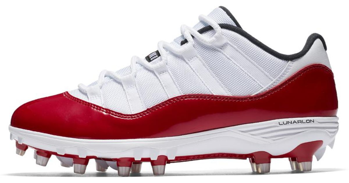 ae64fe745ed8 Nike Xi Retro Low Td Men's Football Cleat, By Nike in Red for Men - Lyst
