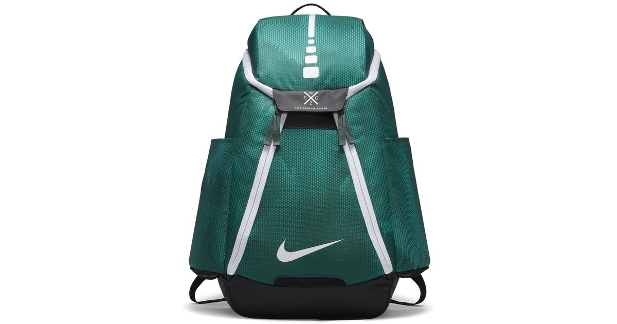9088f0e06d Lyst - Nike Hoops Elite Max Air Team 2.0 Graphic Basketball Backpack (green)  in Green for Men