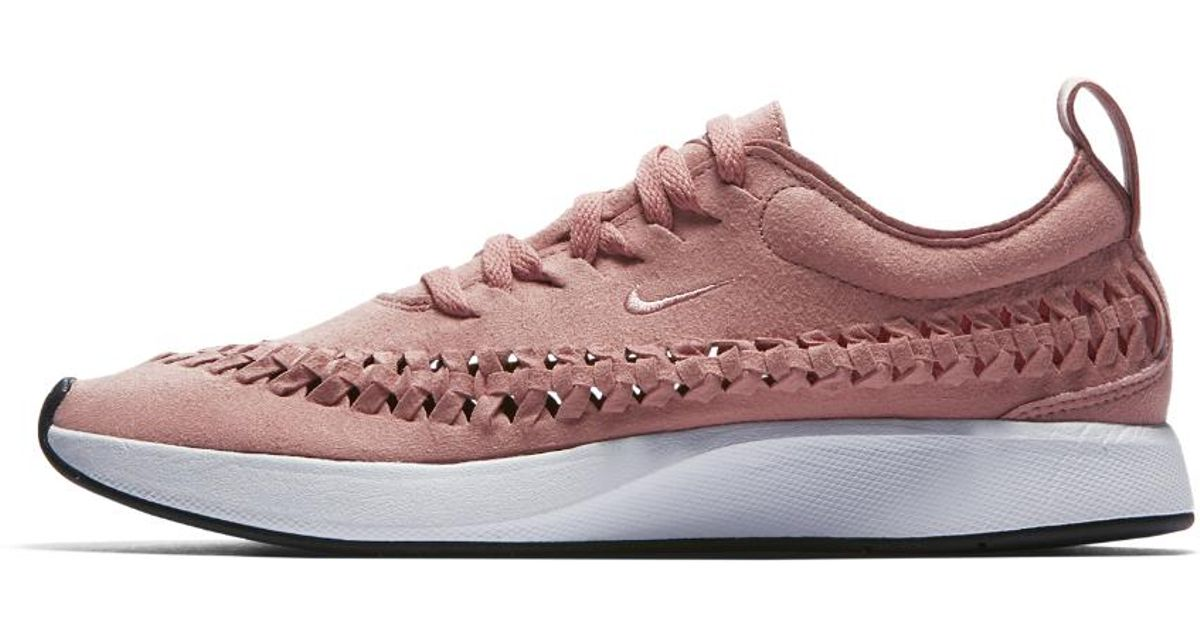 competitive price 5da40 a28bc Lyst - Nike Dualtone Racer Woven Women s Shoe in Pink