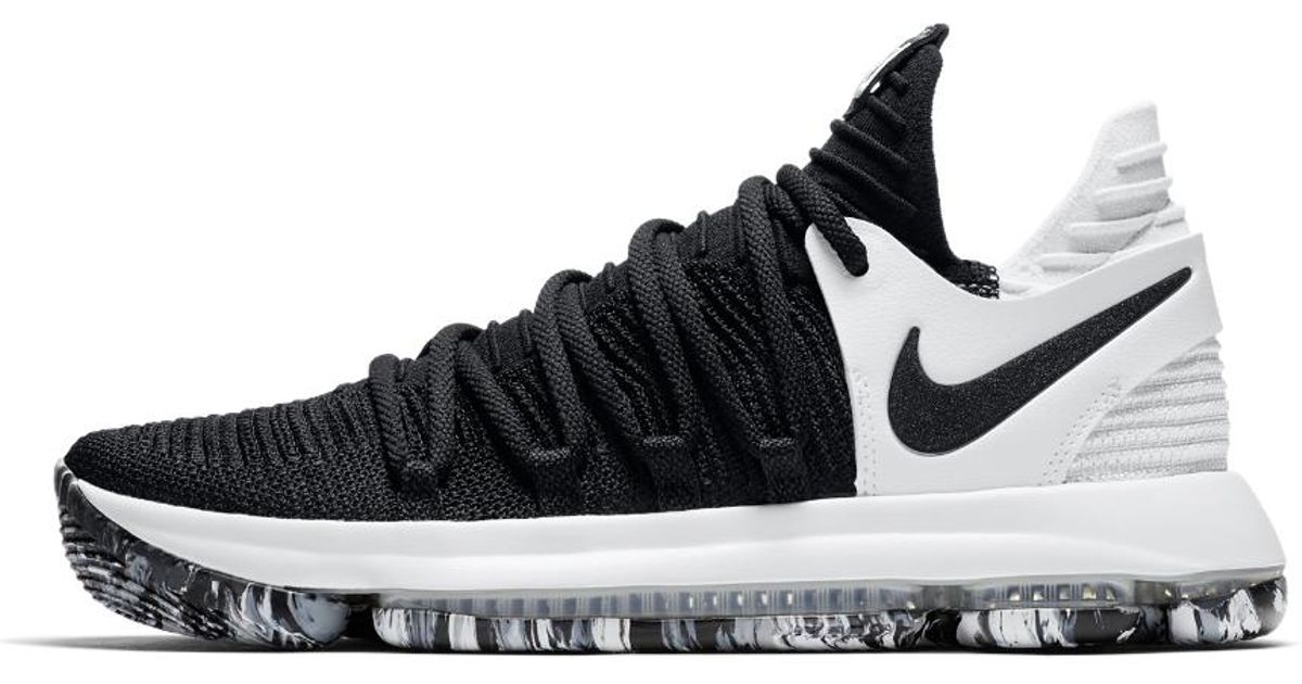 newest 0e091 8993b Nike Zoom Kdx Basketball Shoe in Black for Men - Lyst