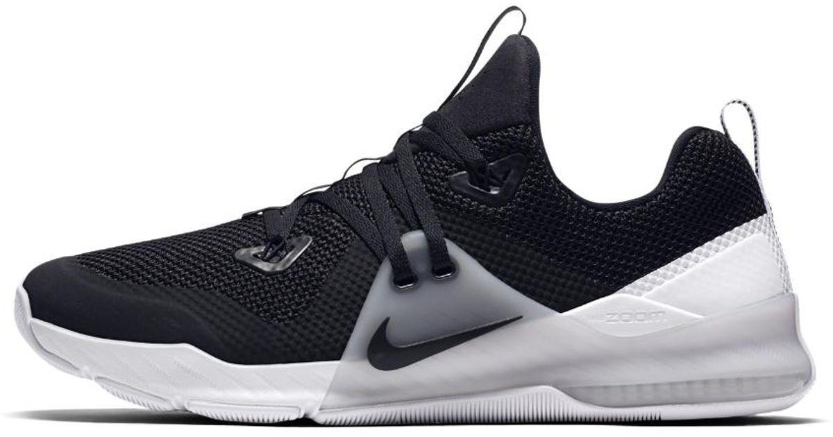 9d10147968e4 Lyst - Nike Zoom Train Command Men s Training Shoe in White for Men
