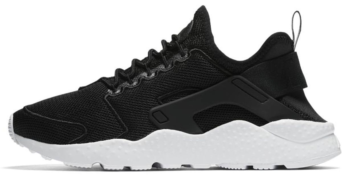 0d59fc3b92a14 Lyst - Nike Air Huarache Ultra Breathe Women s Shoe in Black