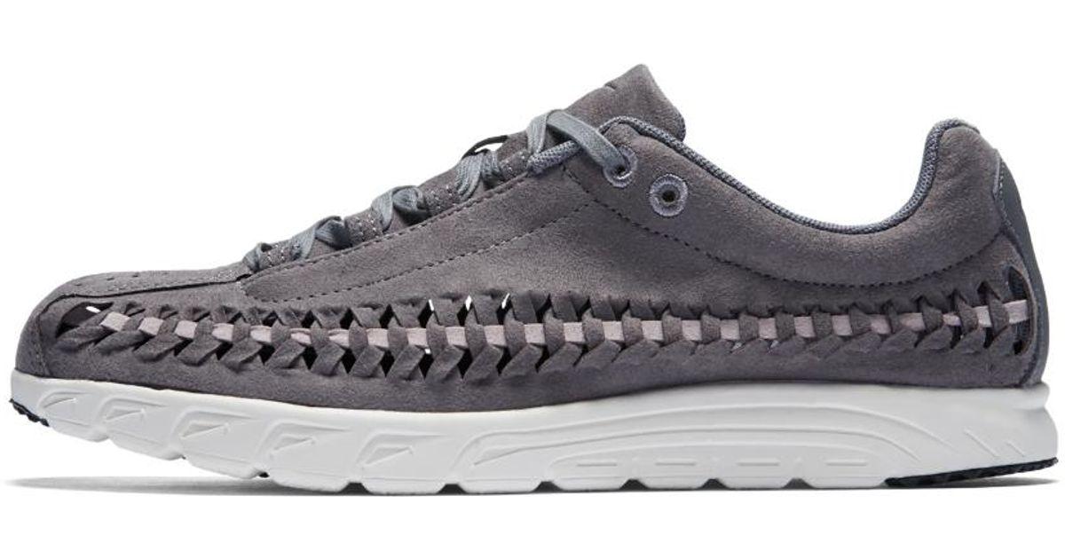 98c62b6058747a Lyst - Nike Mayfly Woven Women s Shoe