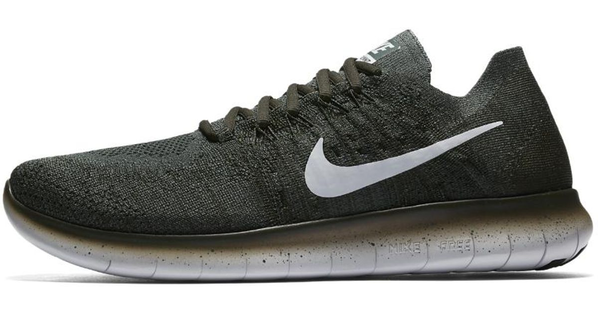 995414f08e0 Lyst - Nike Free Rn Flyknit 2017 in Green for Men