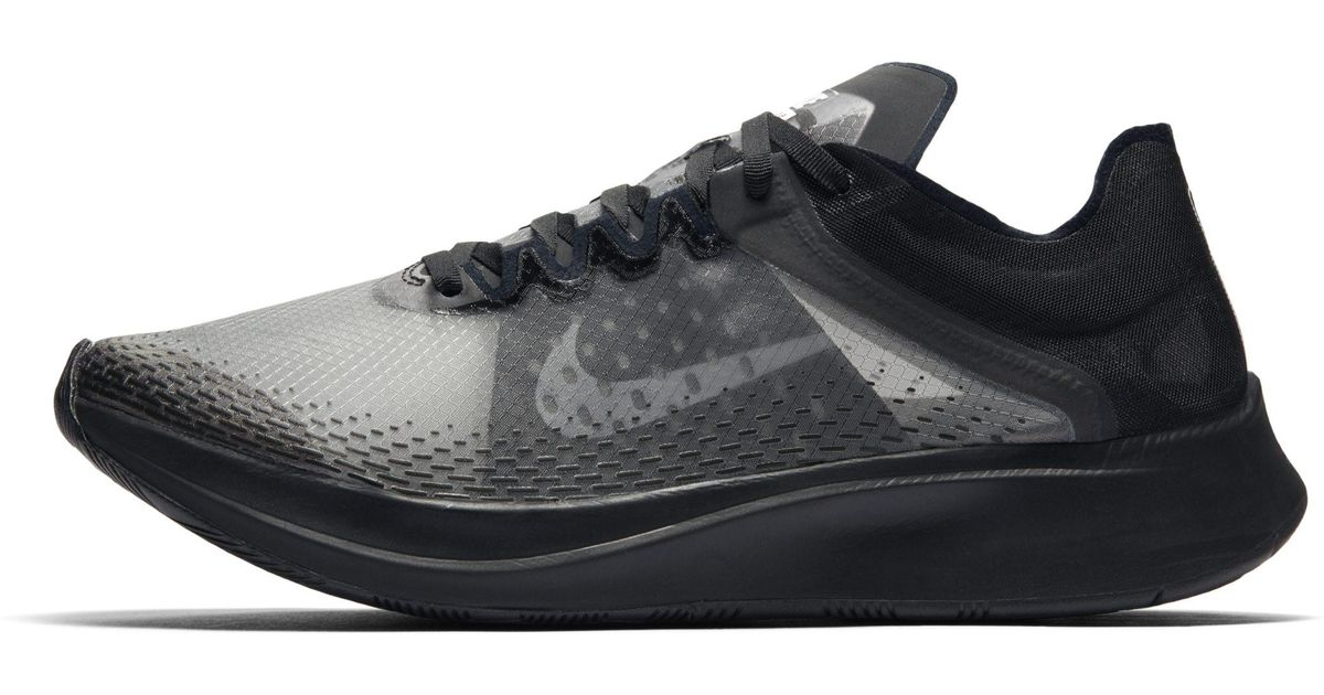 f928c95e8888a Nike Zoom Fly Sp Fast Unisex Running Shoe in Black - Lyst