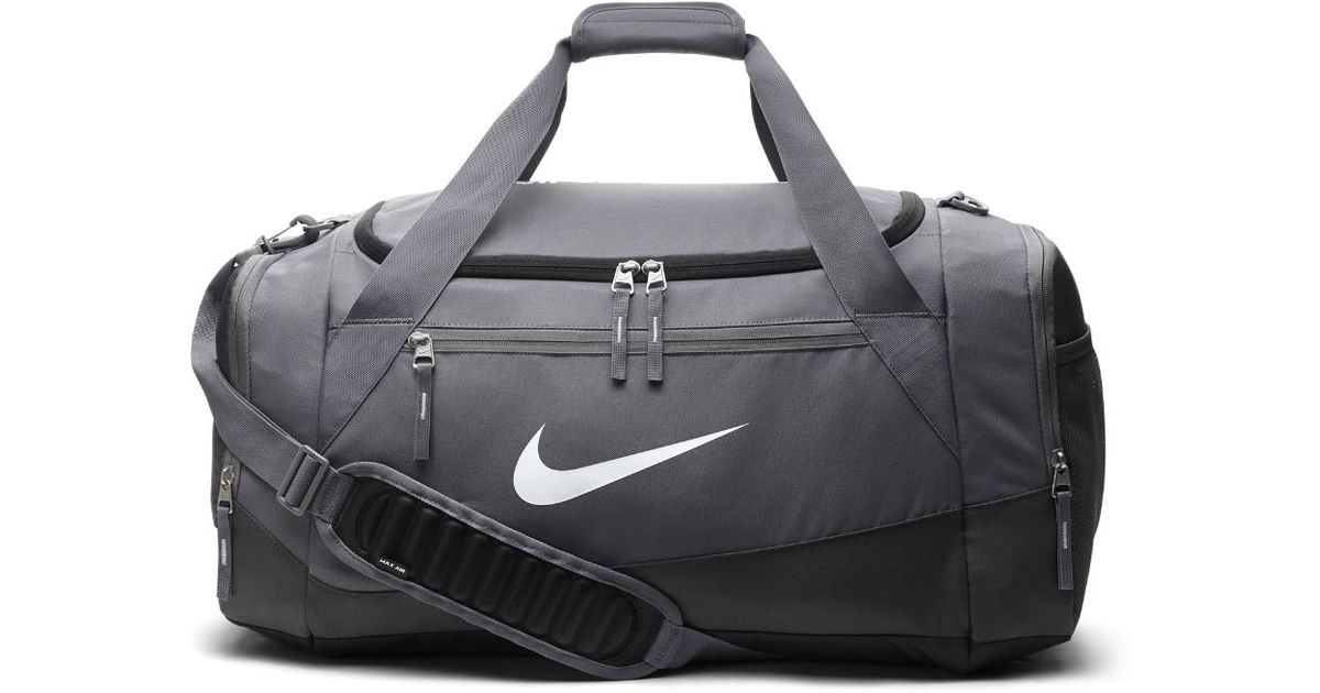 d64b46c42f Lyst - Nike Hoops Elite Max Air Team (large) Duffel Bag (grey) in Gray for  Men