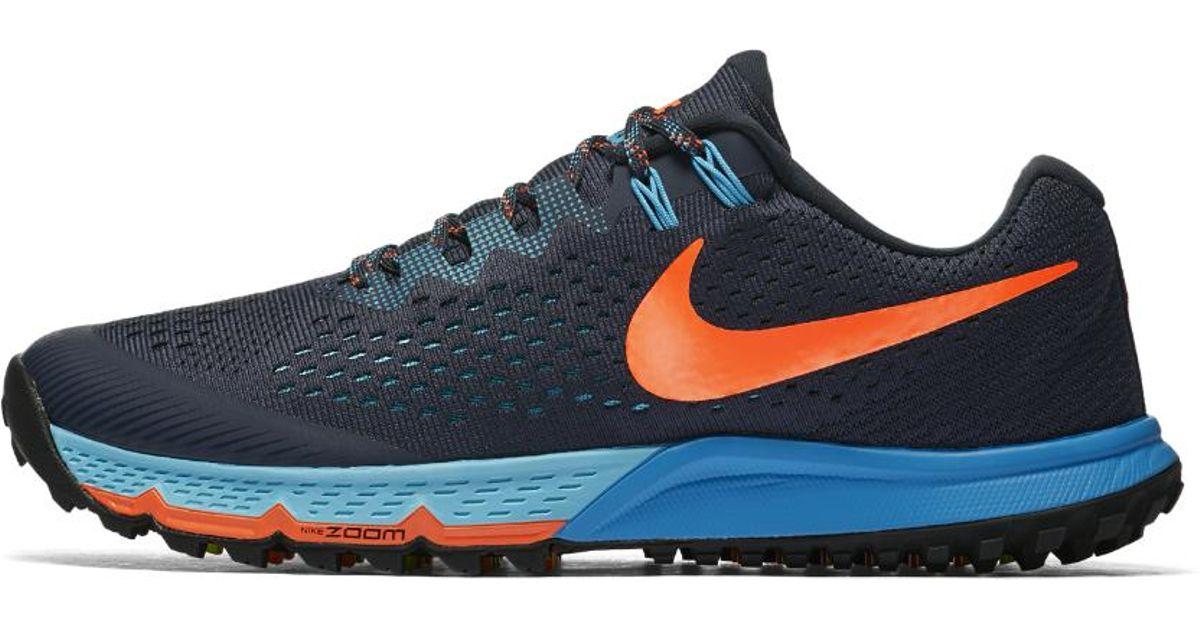 61d1135c Nike Air Zoom Terra Kiger 4 Men's Running Shoe in Blue for Men - Lyst