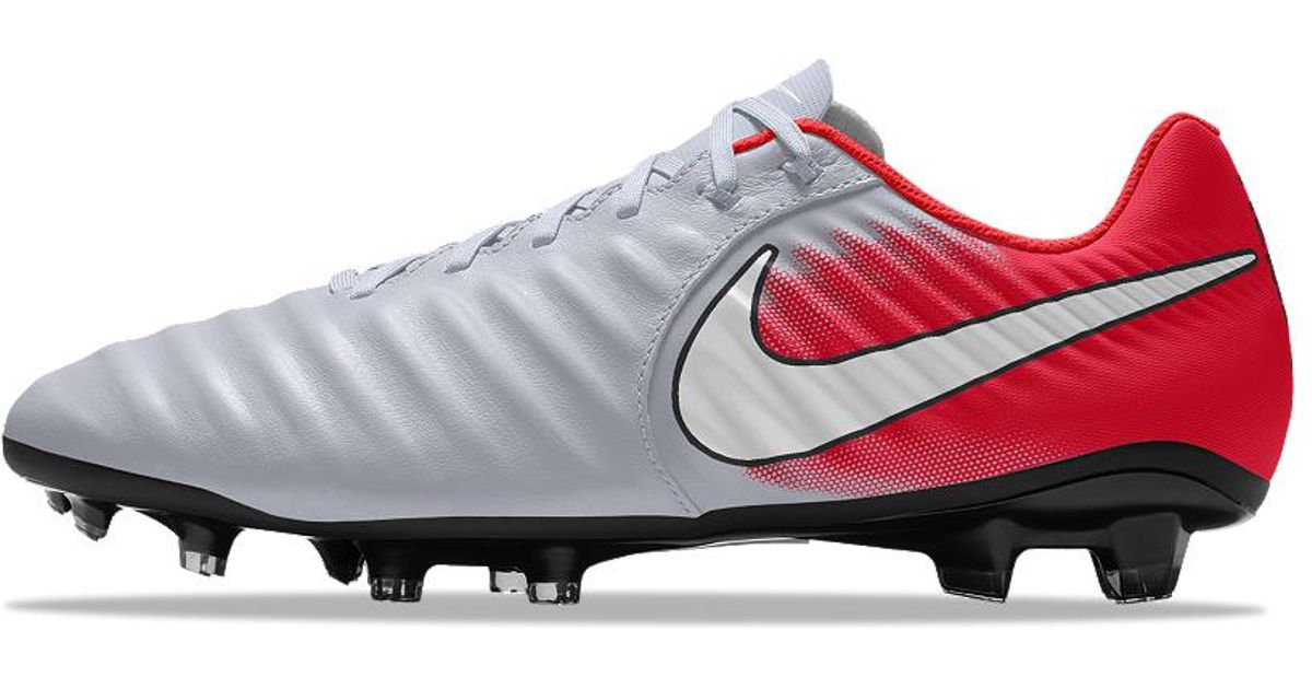 53ee0f5ce Nike Tiempo Legend 7 Academy Fg Id Firm-ground Soccer Cleats in Red for Men  - Lyst