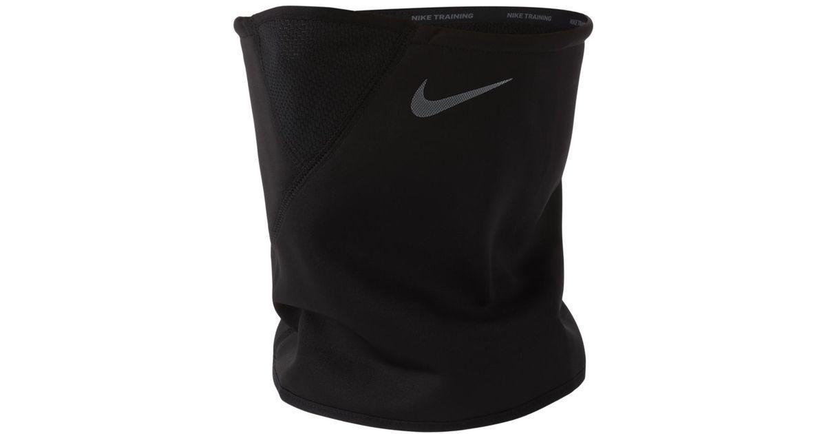 Lyst - Nike Therma Sphere Adjustable Neck Warmer (black) - Clearance Sale  in Black b67aa85f188