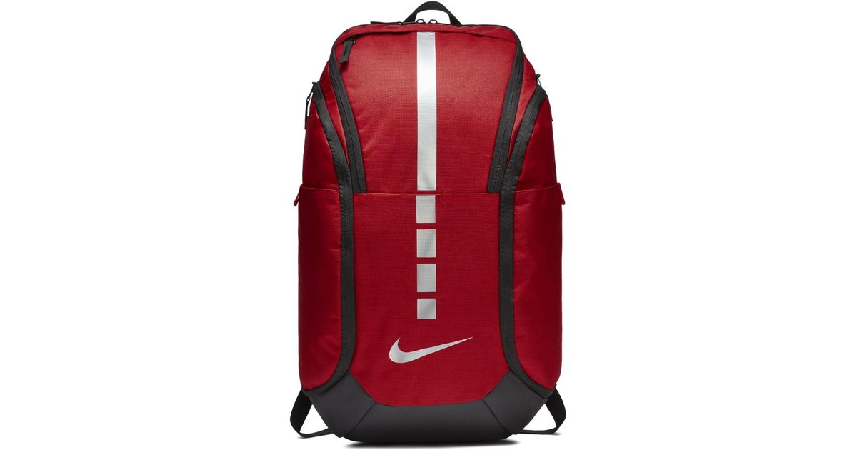 b3d4ec0313 Lyst - Nike Hoops Elite Pro Basketball Backpack (red) in Red for Men