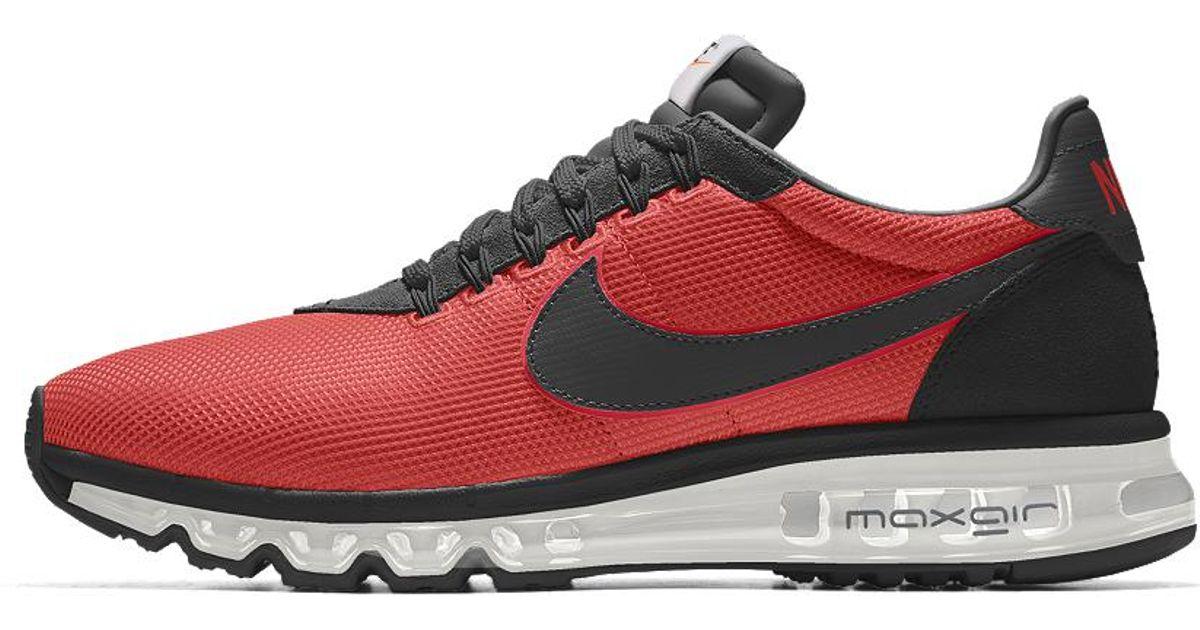 0d24303a Lyst - Nike Air Max Ld-zero Id Men's Shoe in Red for Men
