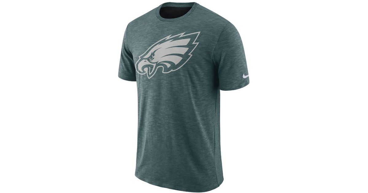 Lyst - Nike Dri-fit Legend On-field (nfl Eagles) Men s T-shirt in Green for  Men 78064a93a