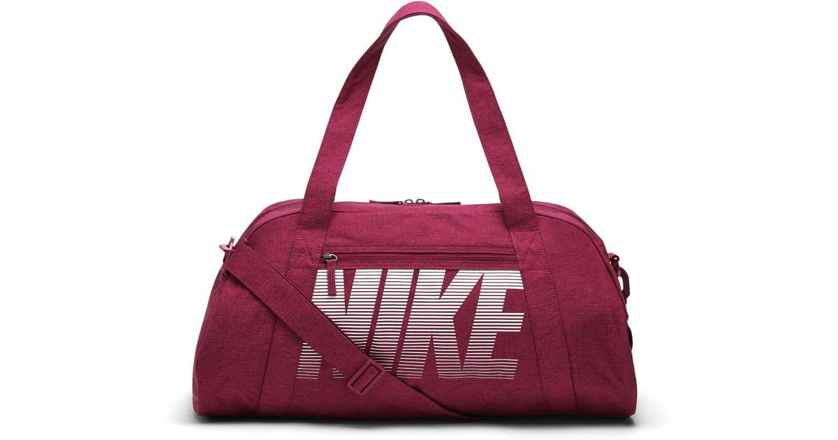 5826d010e9 Lyst - Nike Gym Club Training Duffel Bag (pink) - Clearance Sale in Pink  for Men