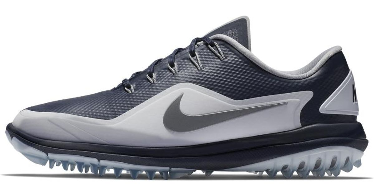 ae99fc99b75a Lyst - Nike Lunar Control Vapor 2 Men s Golf Shoe in Blue for Men