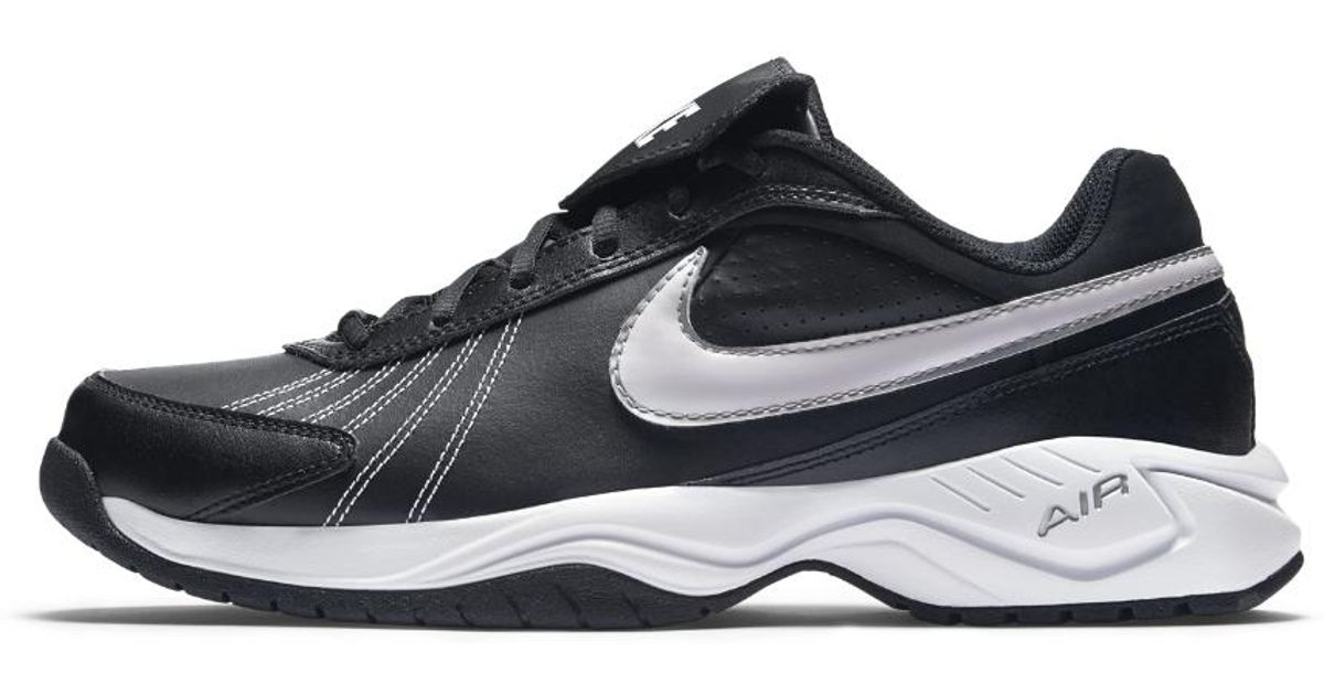 d0de65bdca14 Lyst - Nike Air Diamond Trainer Men s Baseball Shoe in Black for Men