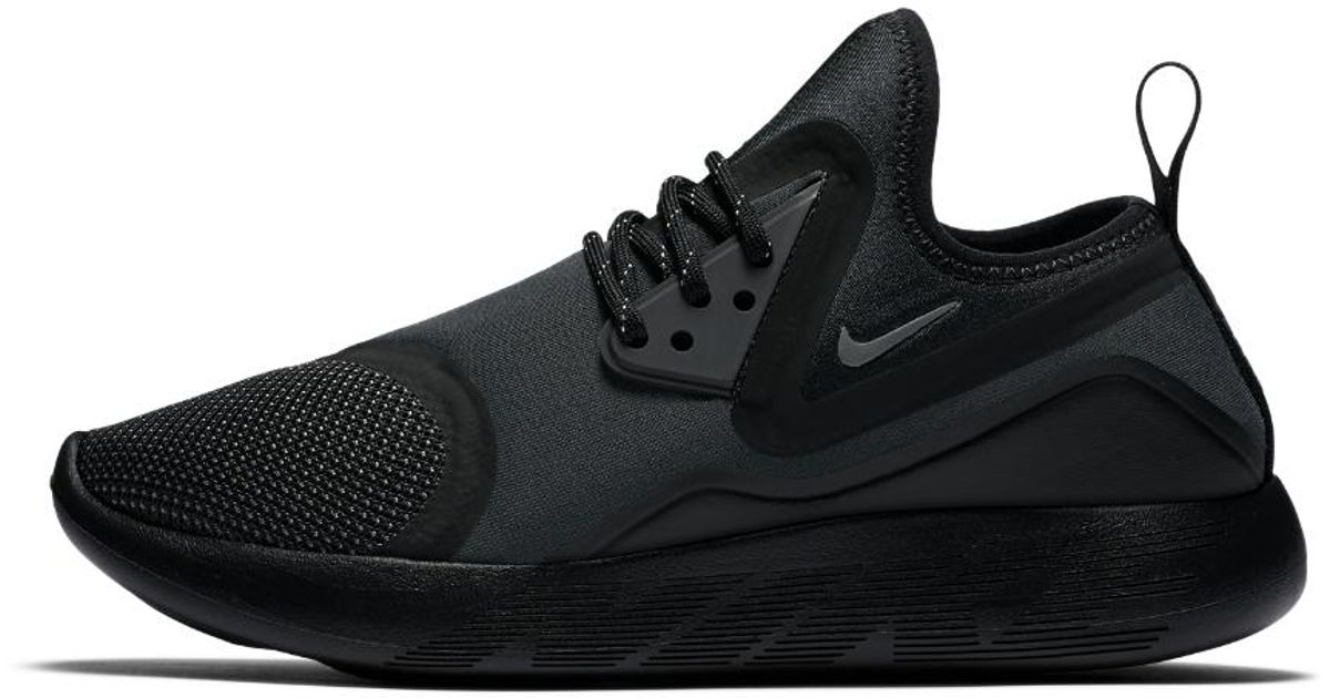 dba12405f776 Lyst - Nike Lunarcharge Essential Women s Shoe in Black - Save 21%