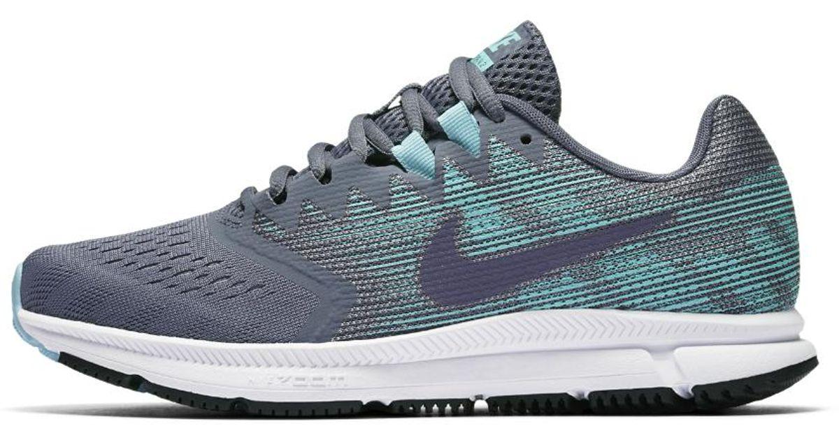 9cc247b62887 ... 33f21 Lyst - Nike Air Zoom Span 2 Womens Running Shoe in  sale uk d664b  524d6 QQ520136936 Nike Air Zoom Span 2 Men Light Breathable Cushioning Sport  ...