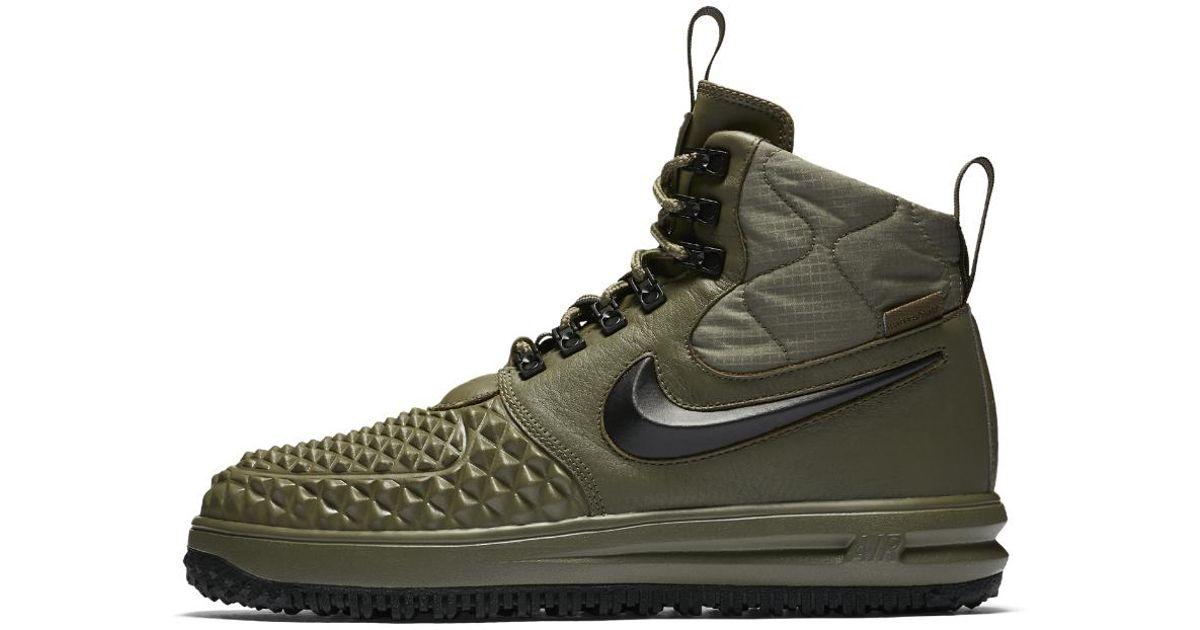 a4547414543c3 Lyst - Nike Lunar Force 1 Duckboot  17 Men s Shoe for Men