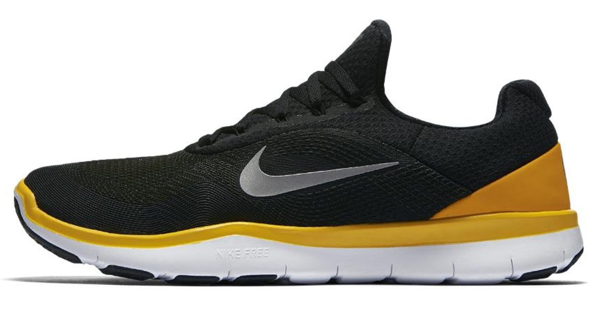 Lyst - Nike Free Trainer V7 (nfl Steelers) Training Shoe in Black for Men