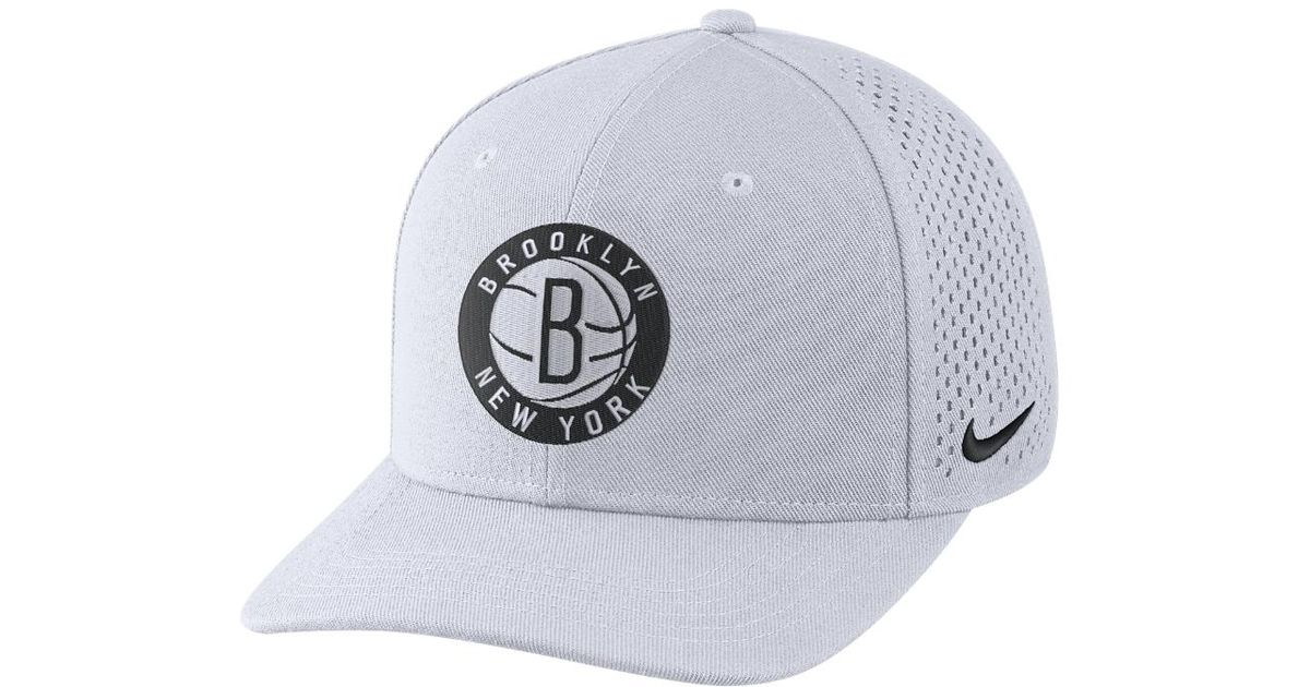 357d2b0b3 inexpensive brooklyn nets hats white 4e939 f1e4c