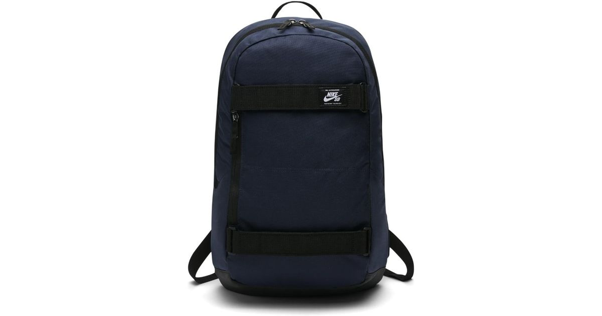 Nike Sb Courthouse Backpack (blue) for Men Lyst
