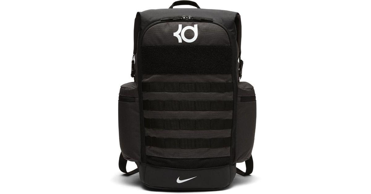 Lyst - Nike Kd Trey 5 Backpack (black) in Black for Men ed61db0559fb8