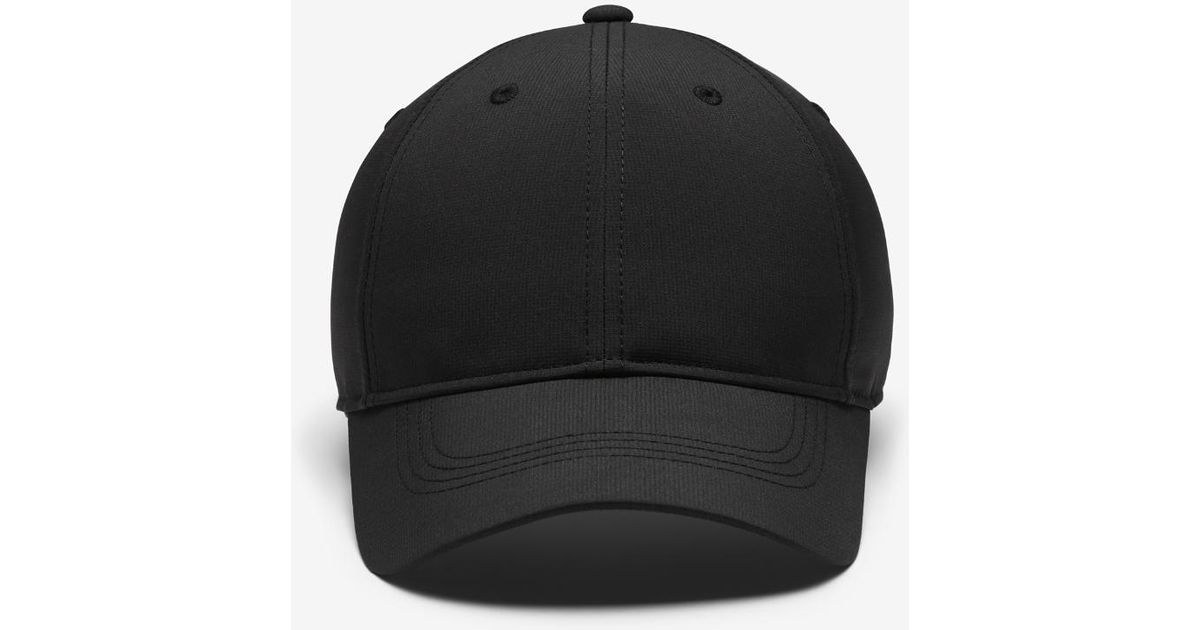 a4e7dad8fdb8 Lyst - Nike Legacy 91 Custom Tech Men s Golf Hat (black) - Clearance Sale  in Black for Men