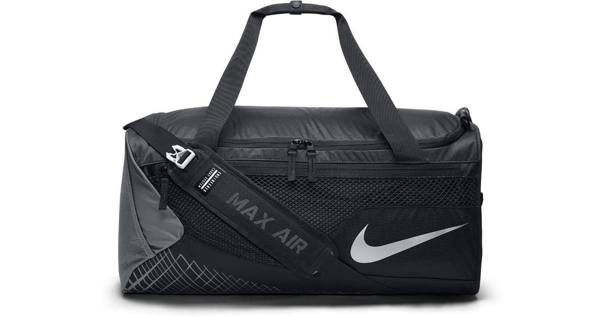 Lyst - Nike Vapor Max Air (medium) Training Duffel Bag (black) - Clearance  Sale in Black for Men 71663e2d0e617