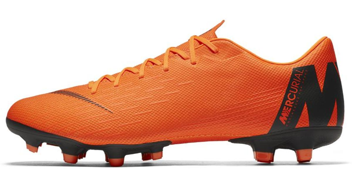 f8646412052 Lyst - Nike Mercurial Vapor Xii Academy Multi-ground Soccer Cleats in  Orange for Men