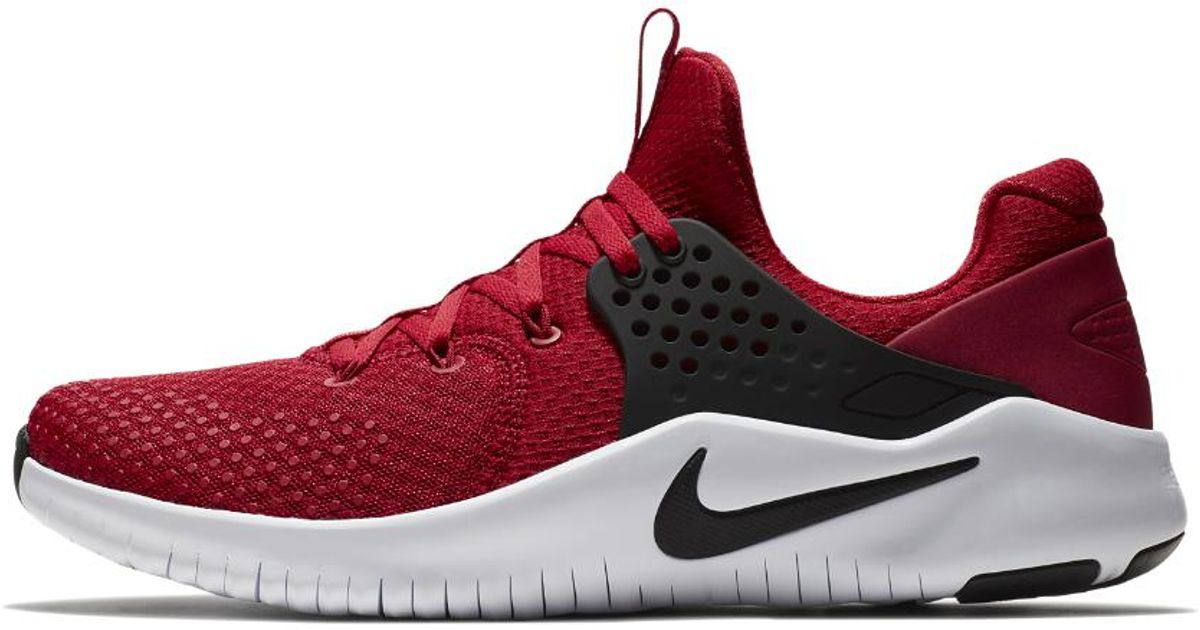 dd3ebd9d17c7 Lyst - Nike Free Tr8 (team) Men s Training Shoe in Red for Men