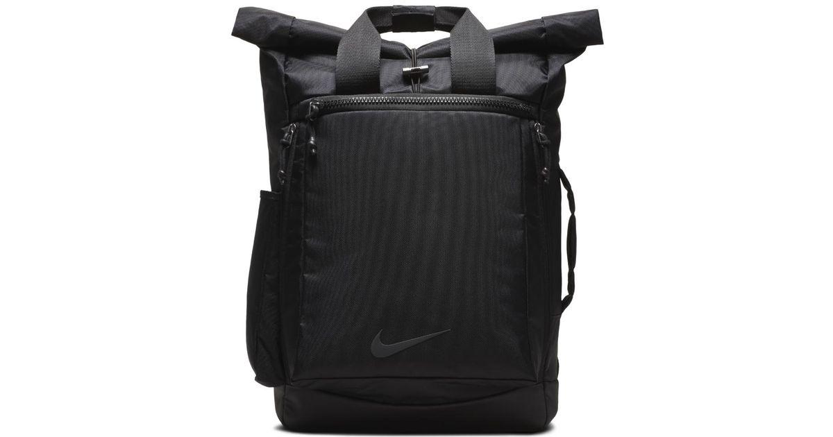bc28479177 Nike Vapor Energy 2.0 Training Backpack in Black for Men - Lyst