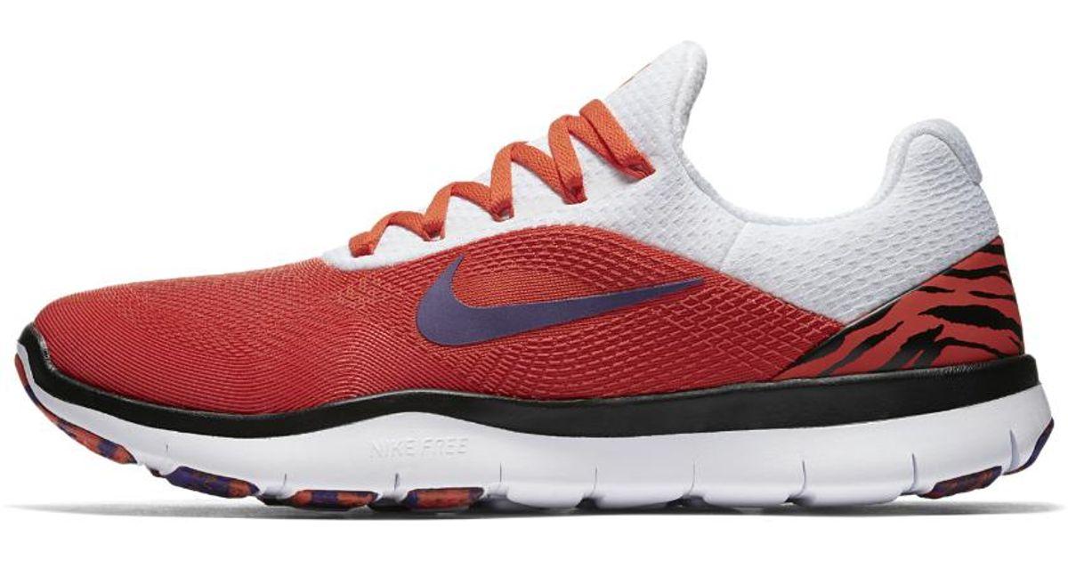 1b4bfdafaa Nike Free Trainer V7 Week Zero (clemson) Men's Training Shoe for Men - Lyst