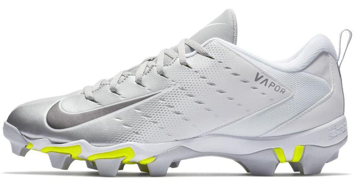 Lyst - Nike Vapor Untouchable Shark 3 Men s Football Cleat in Metallic for  Men 7330fad62