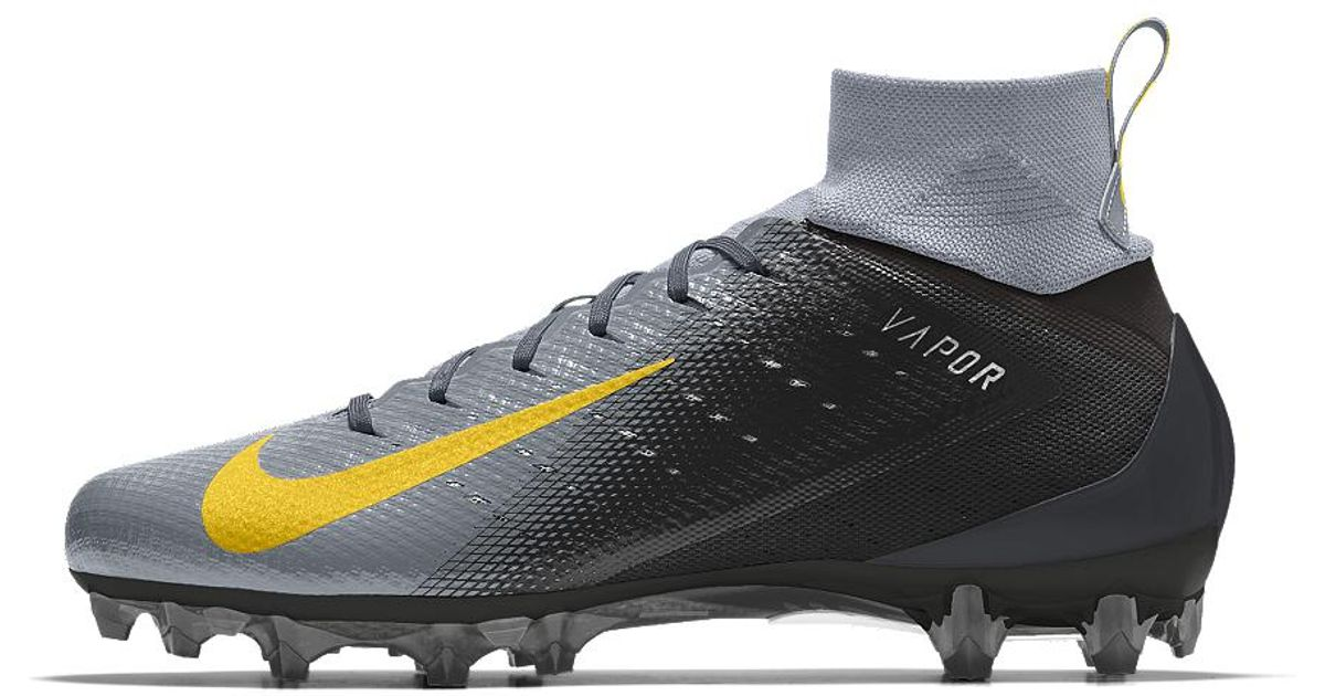 65ae5440bb30 Lyst - Nike Vapor Untouchable Pro 3 Id Men's Football Cleat for Men nike id  cleats