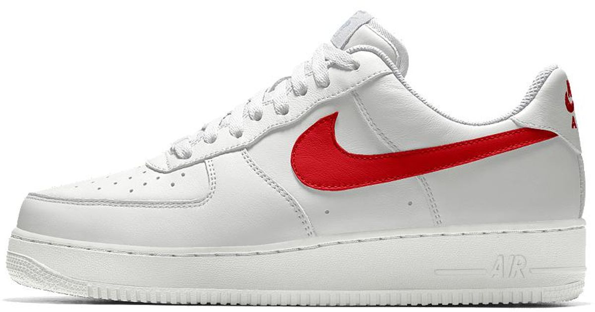 Men Id Force Low Men's Lyst For Air Nike Essential 1 Shoe White gb6yYf7
