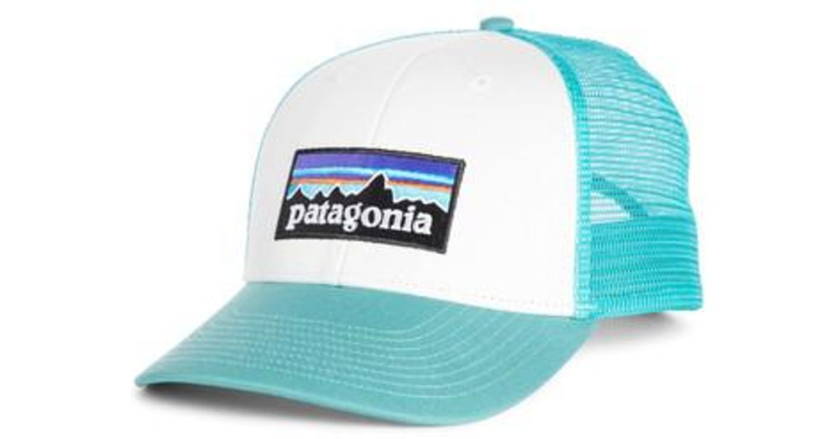 348b0534988 Lyst - Patagonia P6 Lopro Trucker Hat for Men