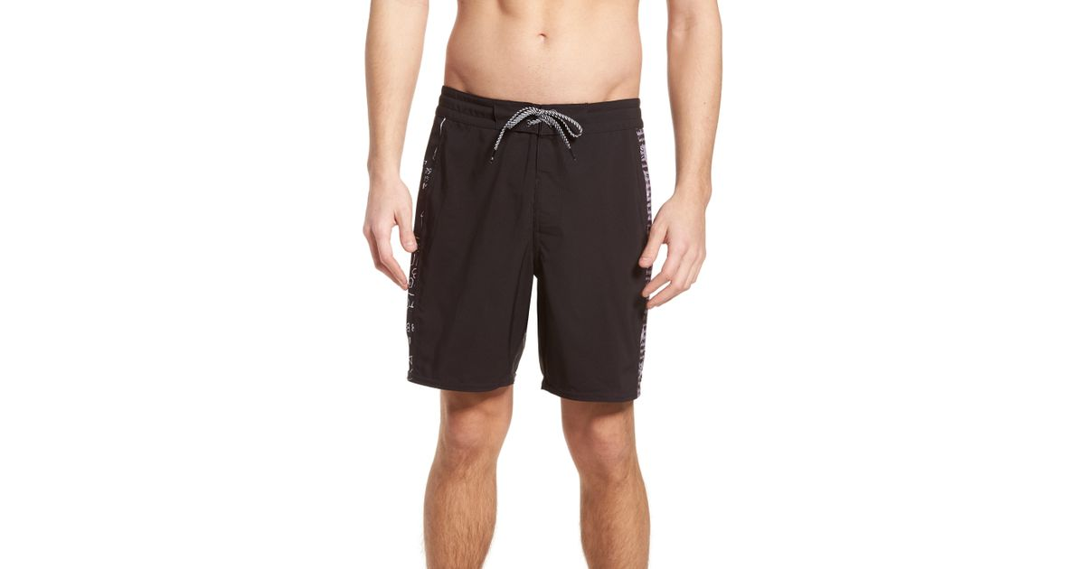c2f22c93bd65 Lyst - Billabong Holy Are You Board Shorts in Black for Men