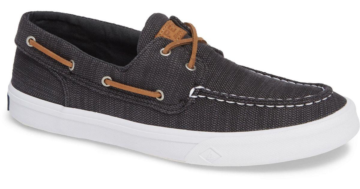 558721aaa4f6 Lyst - Sperry Top-Sider Bahama Ii Baja Boat Shoe in Brown for Men