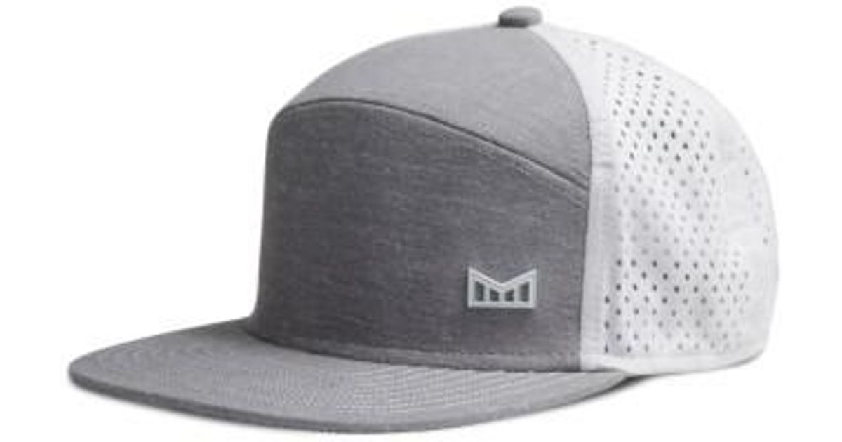 sneakers for cheap 0325d 3d231 ... where can i buy lyst melin trenches snapback baseball cap in gray for  men 00509 1cef1