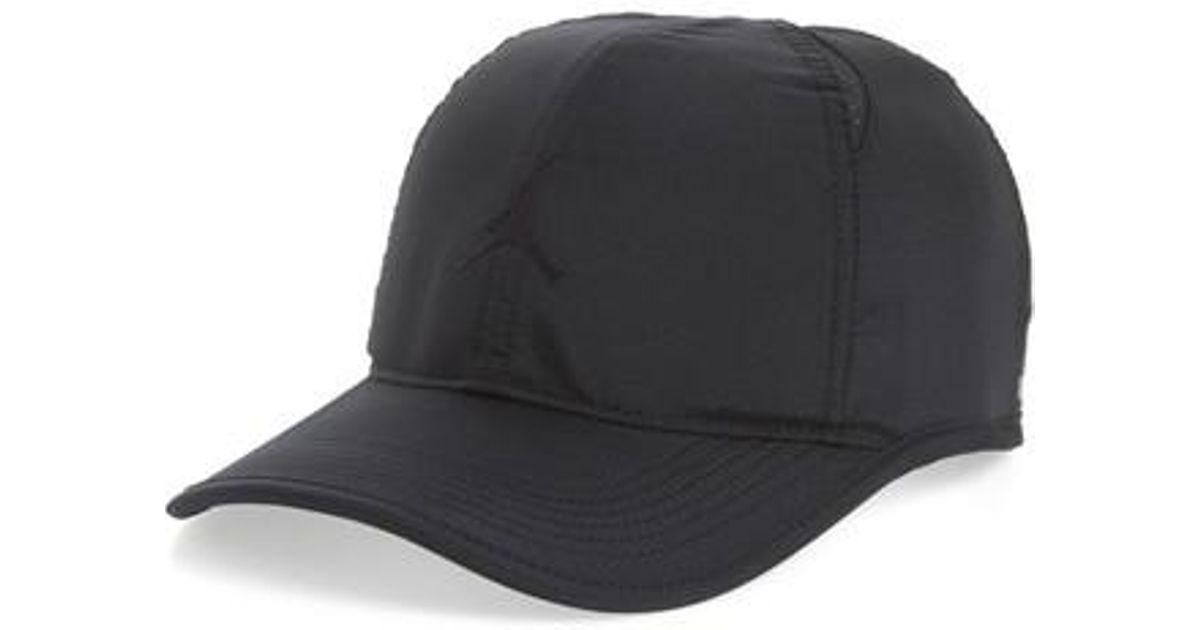 3032340c Lyst - Nike Jordan Featherlight Baseball Cap in Blue for Men