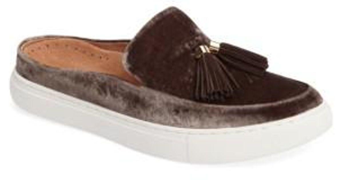 20fafa2dcd0 Lyst - Gentle Souls Rory Loafer Mule Sneaker in Brown