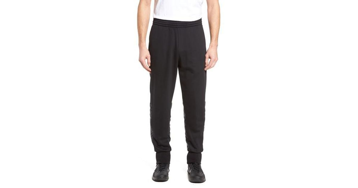 a15d0f9af8853d Lyst - Nike Jordan Aj11 Hybrid Pants in Black for Men