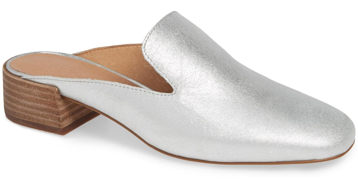 94806446269 Lyst - Madewell The Willa Loafer Mule