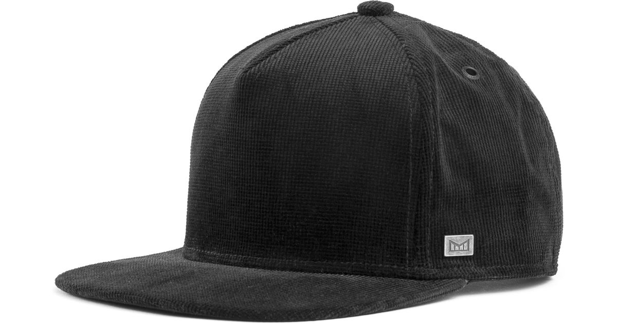 sale retailer 15b3e cec29 Melin The Stealth Snapback Baseball Cap - in Black for Men - Lyst