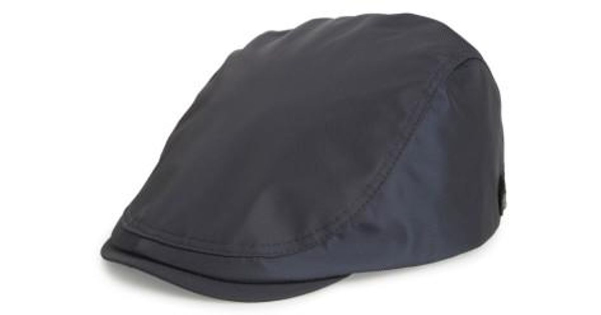 Lyst - Ted Baker Robby Z Flat Driving Cap in Blue for Men fd0e58ba93f5